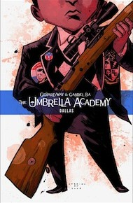 """The Umbrella Academy – Dallas"" di Gerard Way e Gabriel Bá (Magic Press)"