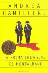 """""""La prima indagine di Montalbano"""" di Andrea Camilleri (Mondadori)"""