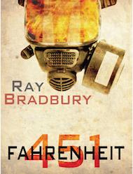 """Fahrenheit 451"" di Ray Bradbury (Mondadori)"