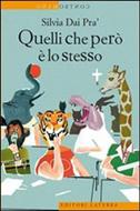 """""""Quelli che però è lo stesso"""" di Silvia Dai Prà (Editori Laterza)"""