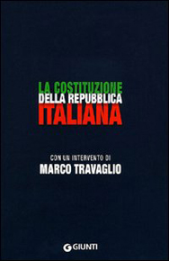 """""""La Costituzione della Repubblica Italiana"""" (Giunti)"""
